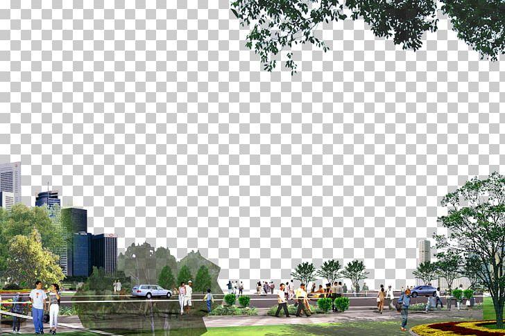 Urban computer file png. Clipart park park landscape