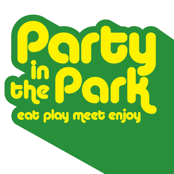Clipart park park party. Community outing to the
