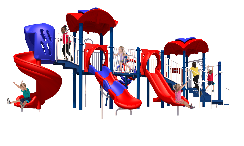 clipart park playground equipment