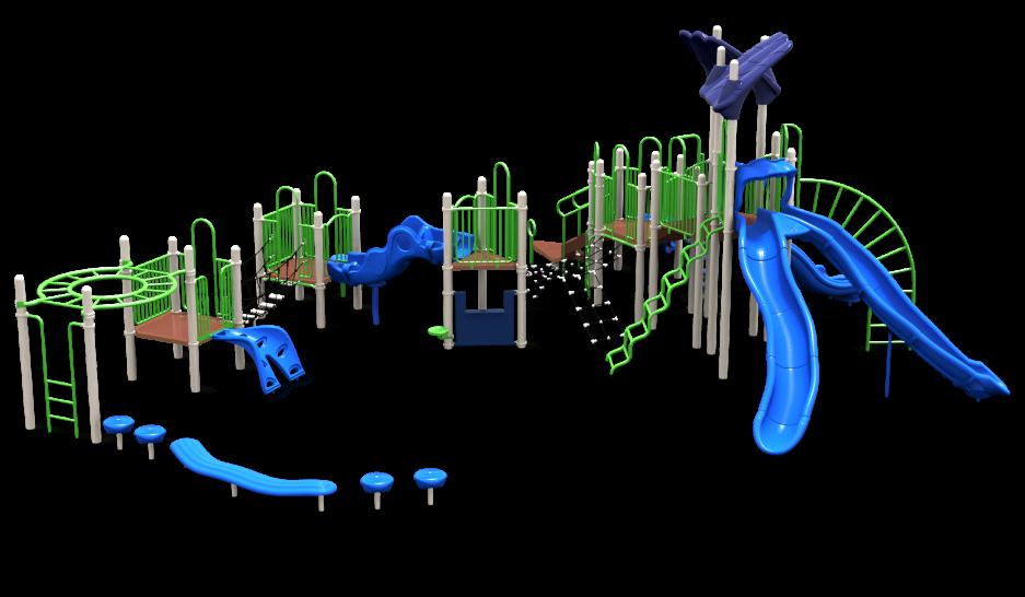 Clipart park playground equipment. Wonderland play structures