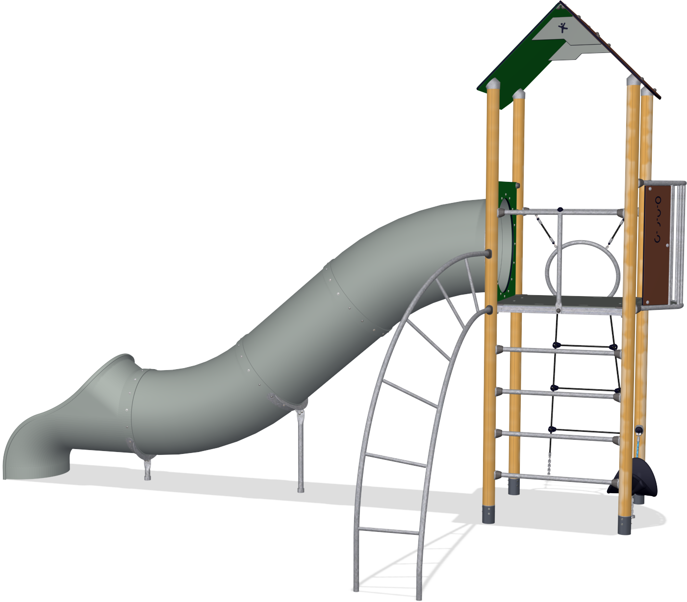 Student clipart playground. Slide drawing at getdrawings