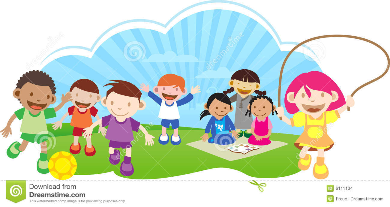 Outside clipart outdoor playtime. Free download best on