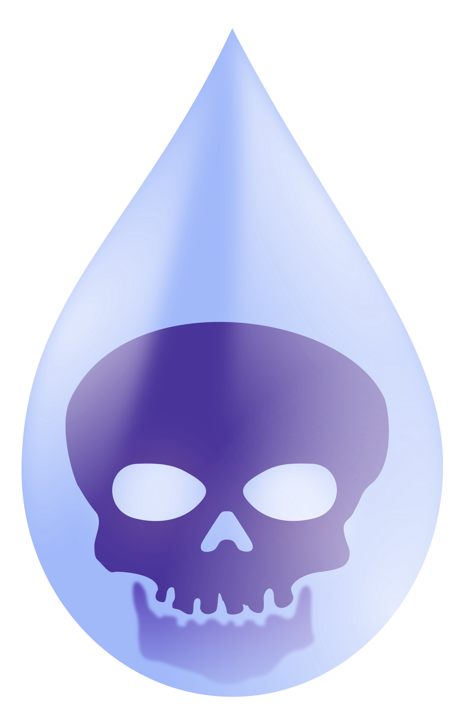 collection of polluted. Water clipart water pollution