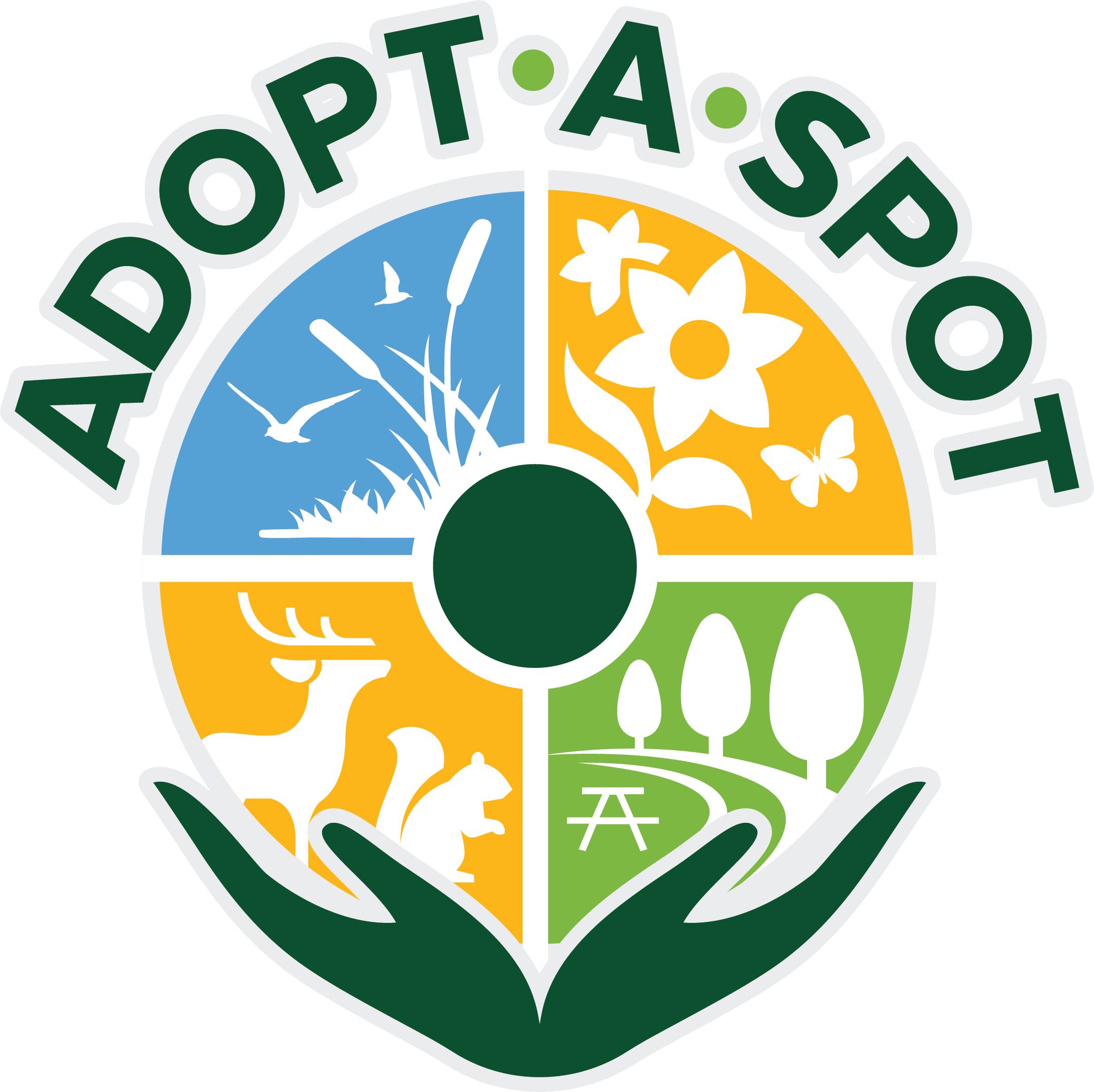 Volunteering clipart recreation center. Adopt a spot program