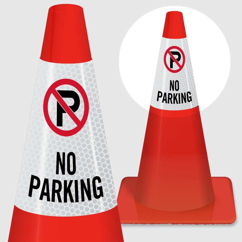 No parking on signs. Park clipart sidewalk