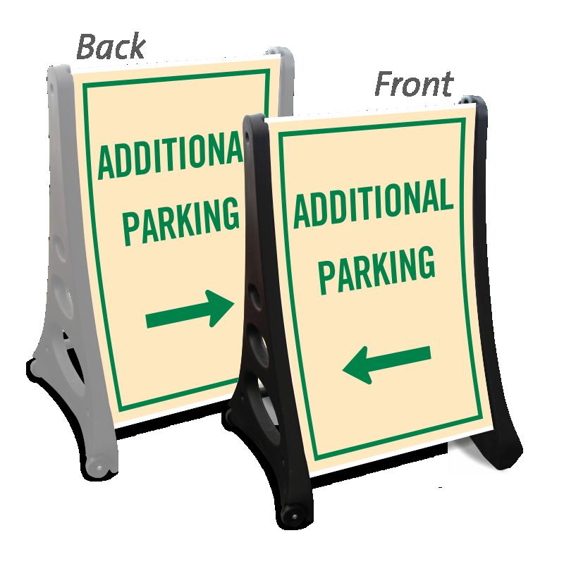 Clipart park sidewalk. Parking lot full signs