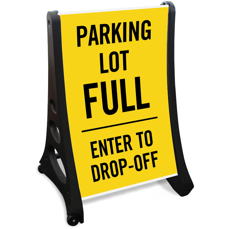 Full signs free shipping. Parking lot clipart parking garage
