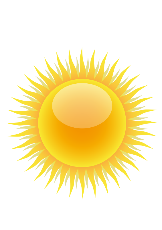 Sunny clipart scene sunny. Day group free of