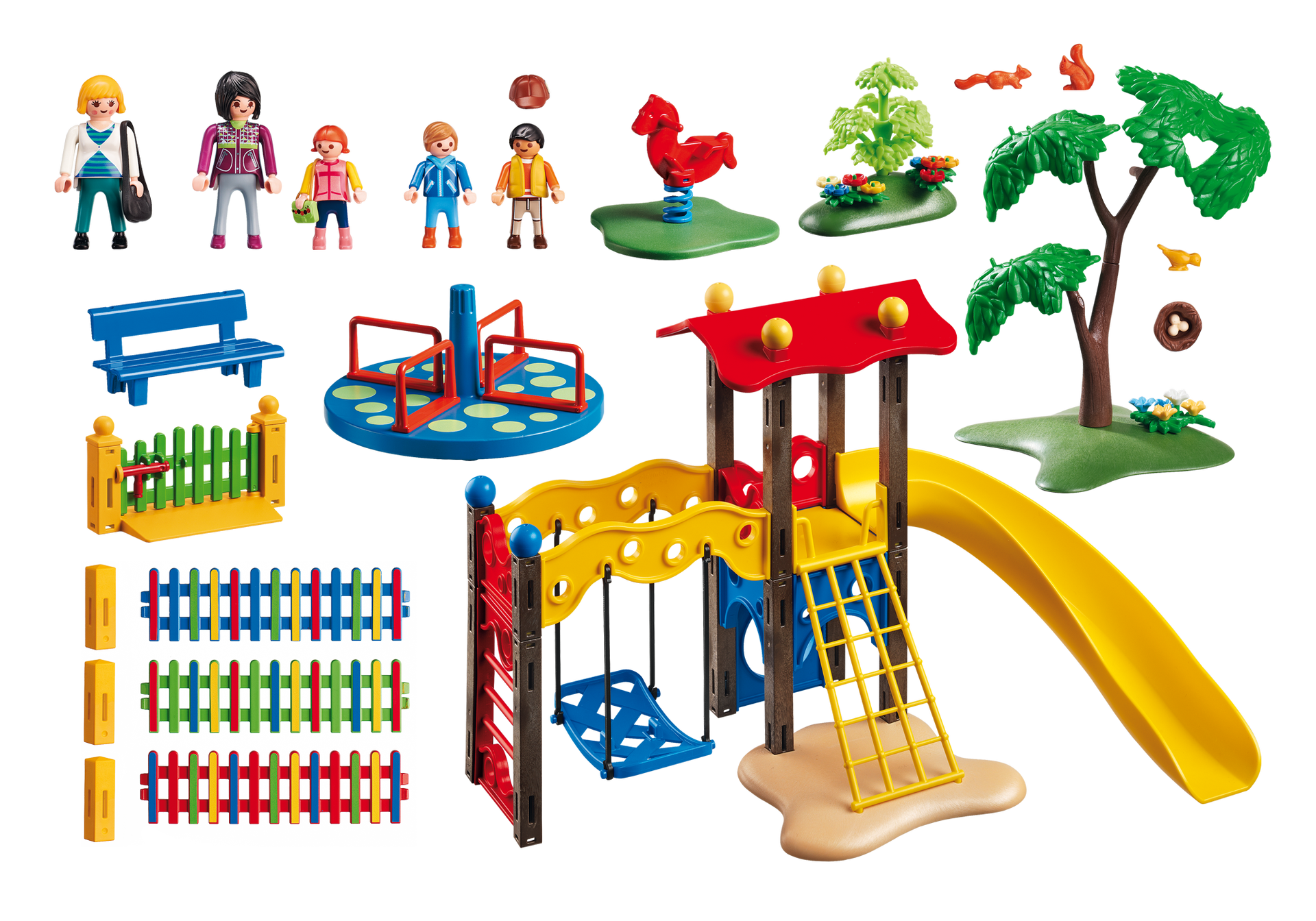 Children s playmobil united. Preschool clipart playground