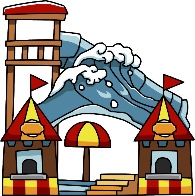 Clipart park water park. Image png scribblenauts wiki