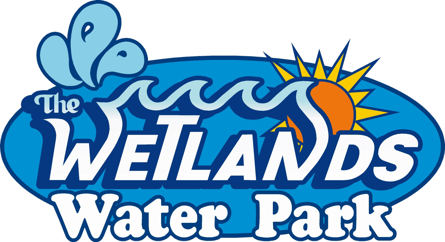 The wetlands . Clipart park water park