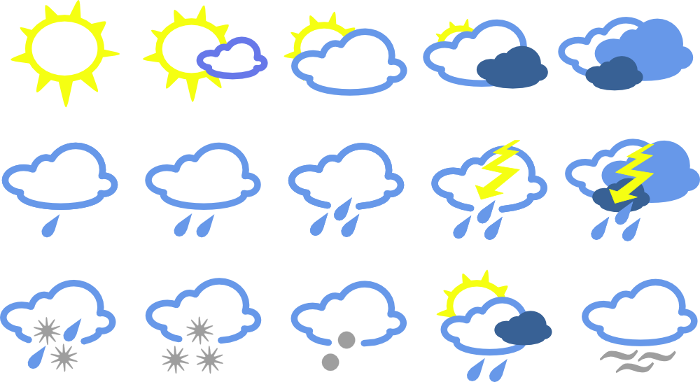 Onlinelabels clip art simple. Clipart park weather