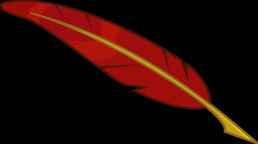 flutes clipart quill
