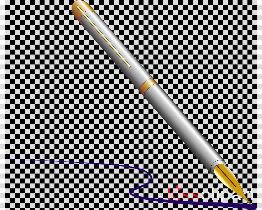 Pen clipart ballpen. Ballpoint clip art