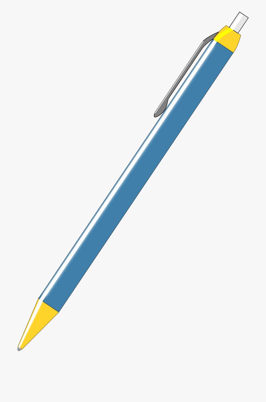 Pen clipart ballpen. Latest ballpoint