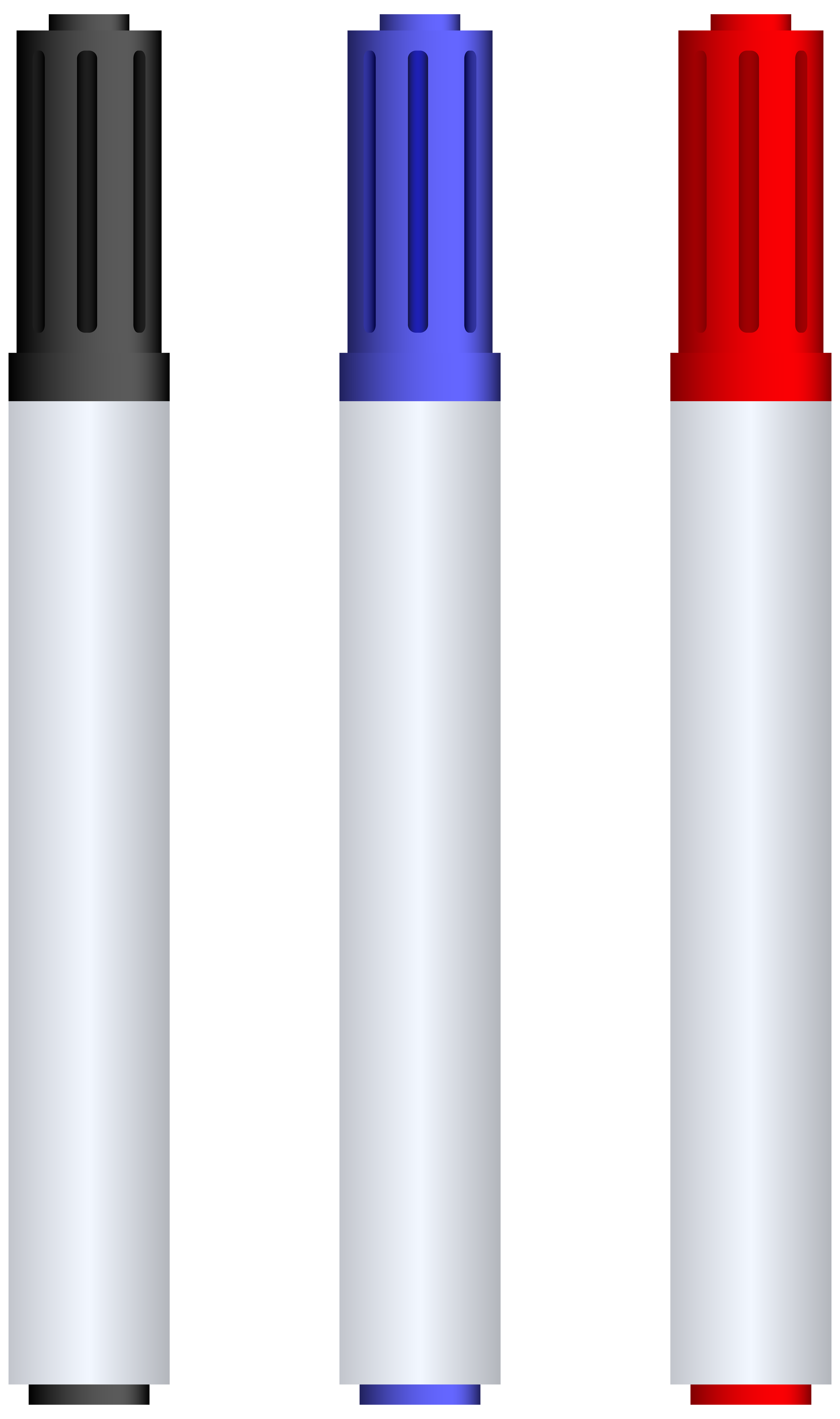 Markers clipart skinny. Png clip art best