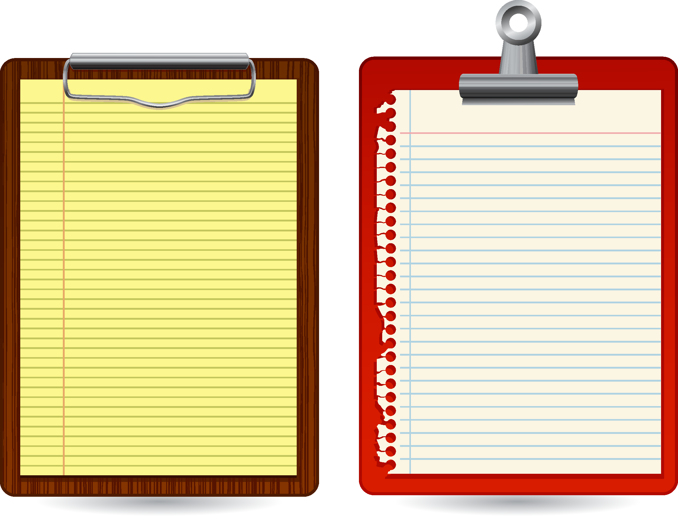 Notepad clipart notbook. Phonograph record drawing clip