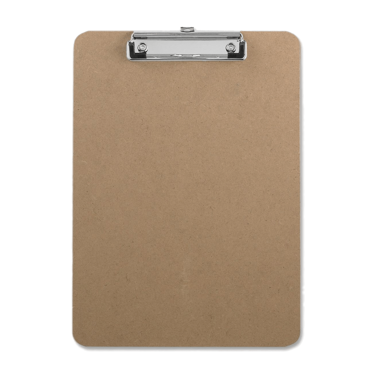 Clipboard clipart transparent background. Brown png stickpng
