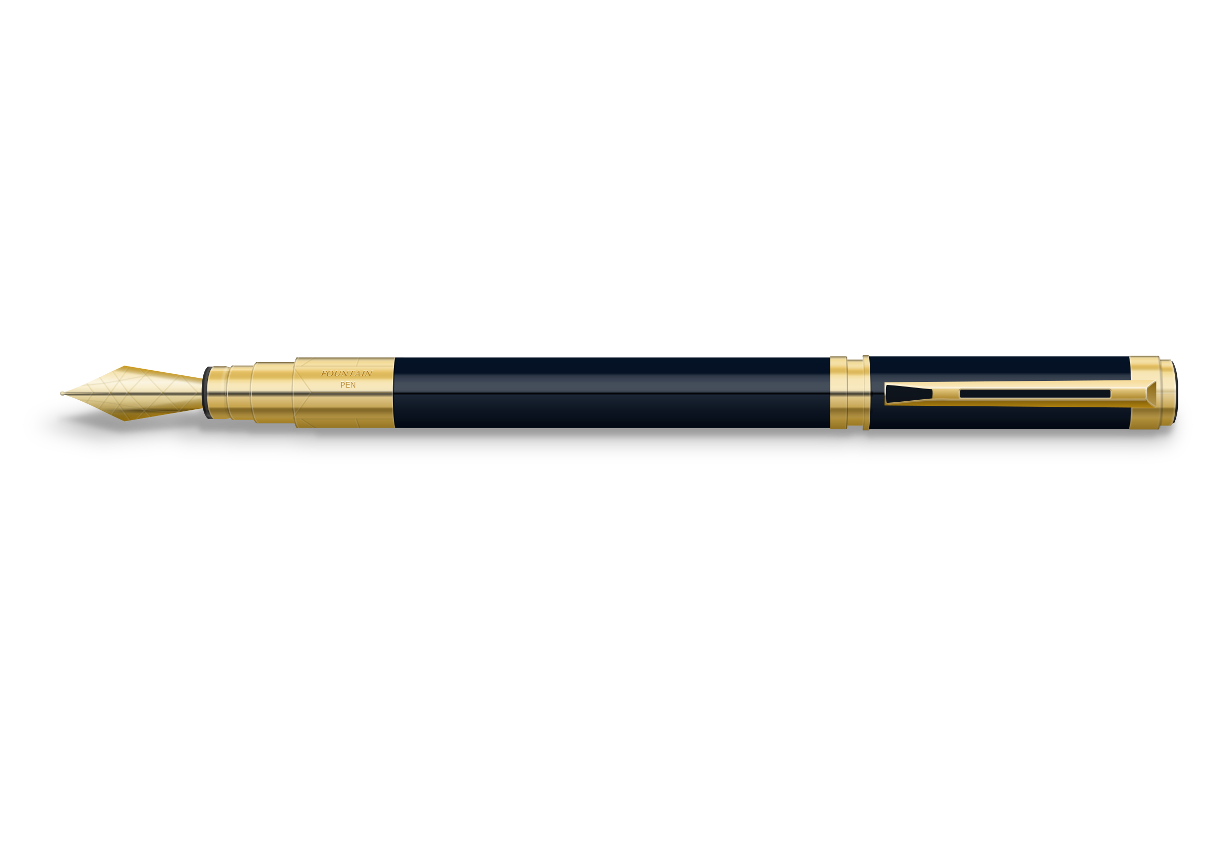 Big image png. Poetry clipart fountain pen