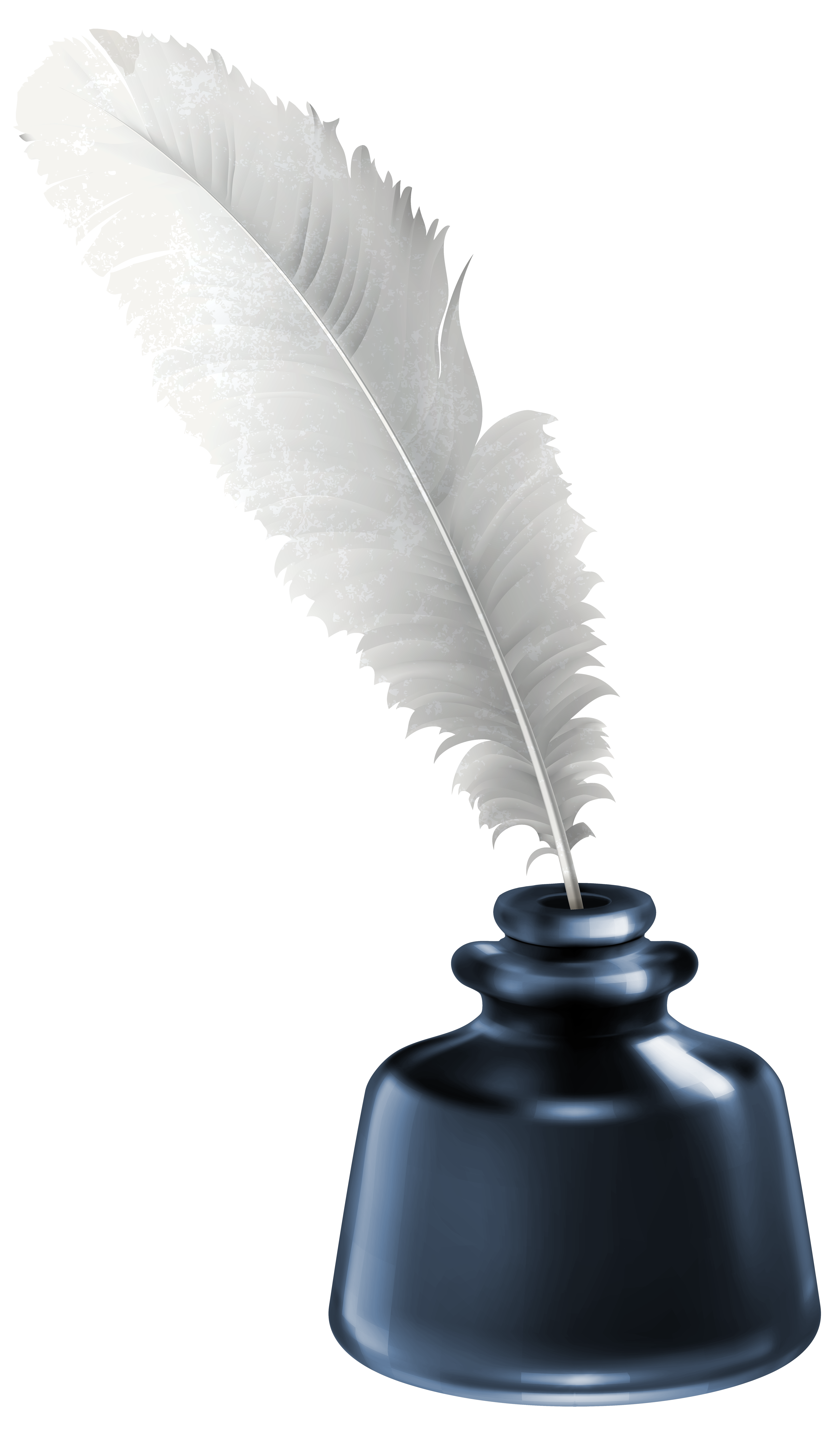 Feather Clipart Ink Feather Ink Transparent Free For Download On Webstockreview 2020