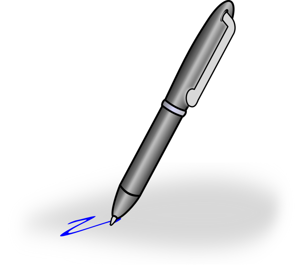 Clipart pen fountain pen. Public domain clip art