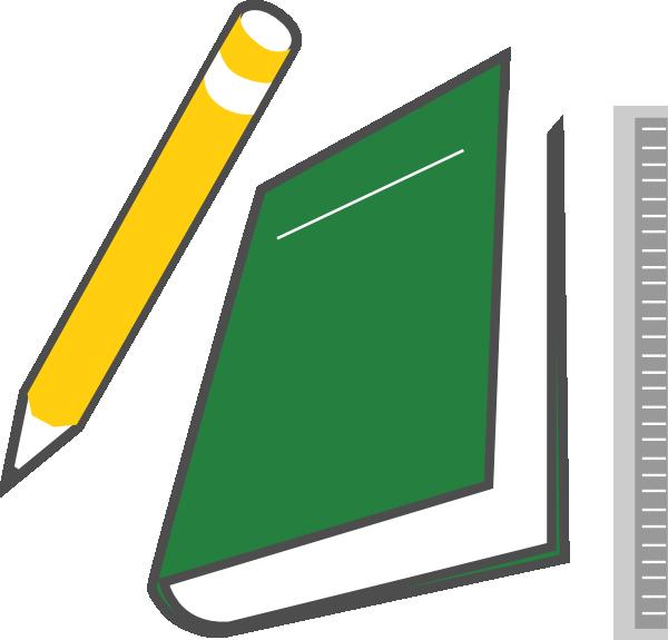 Learning server clip art. Journal clipart pen