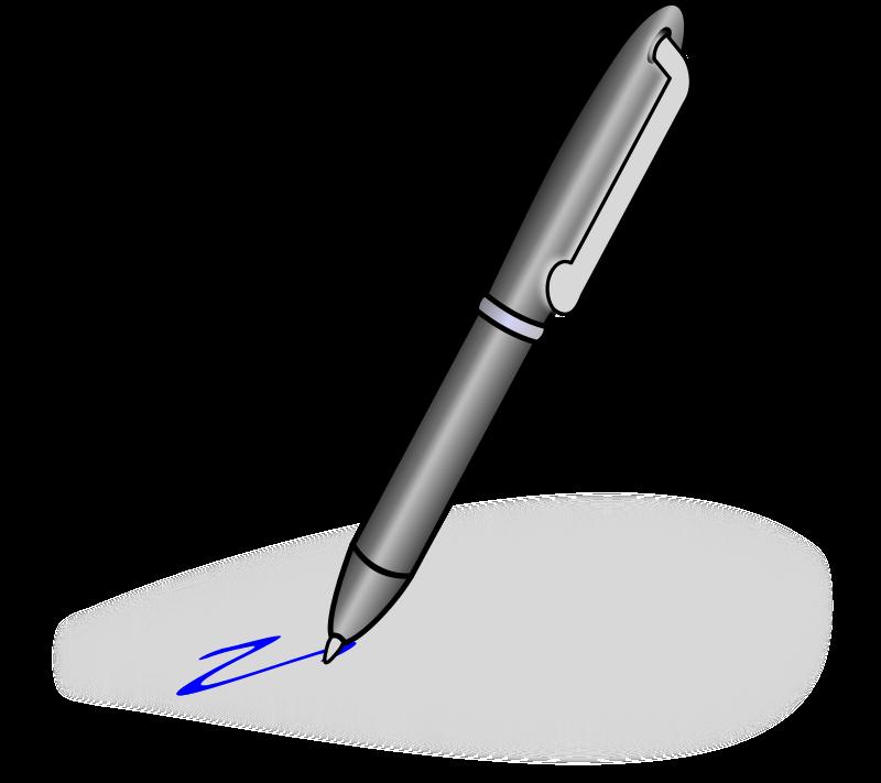Notebook clipart ballpen. Ballpoint pen panda free