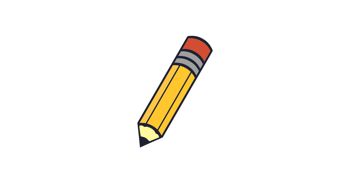 Pictures of a desktop. Writer clipart pencil