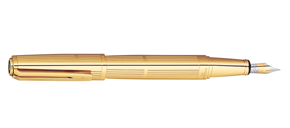 Exception solid gold fountain. Essay clipart purple pen