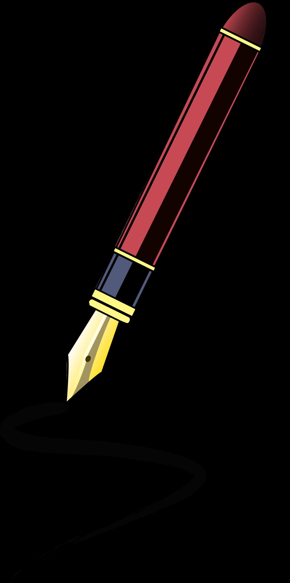 Clipart pen personal statement. File stylo svg wikimedia