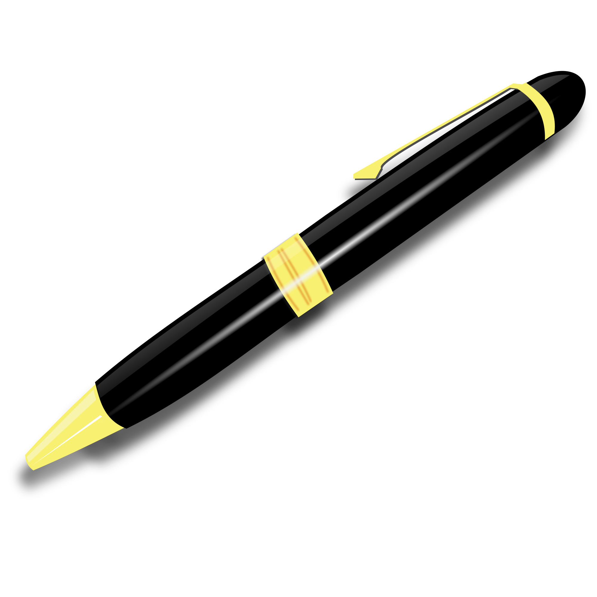 Clipart pen personal statement. File by hatalar svg