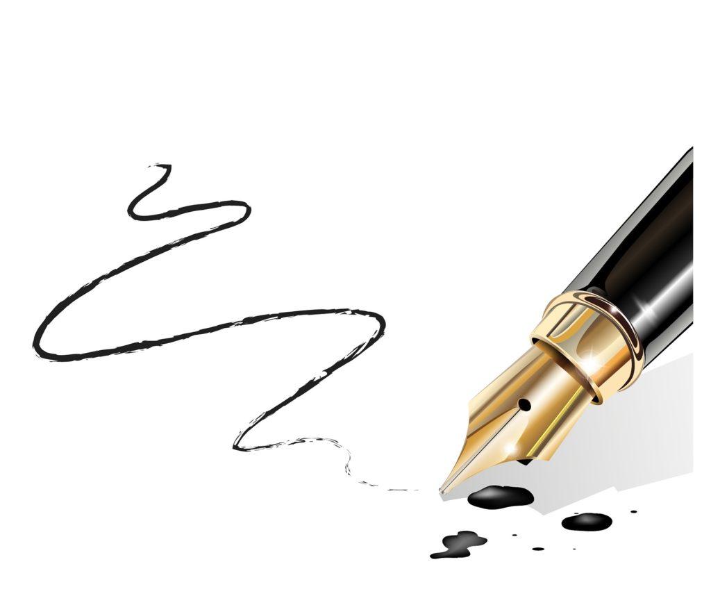 Clipart pen personal statement. Free download clip art
