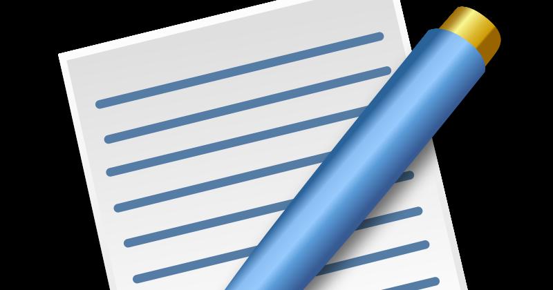 Clipart pen personal statement. Writing behavior plans i
