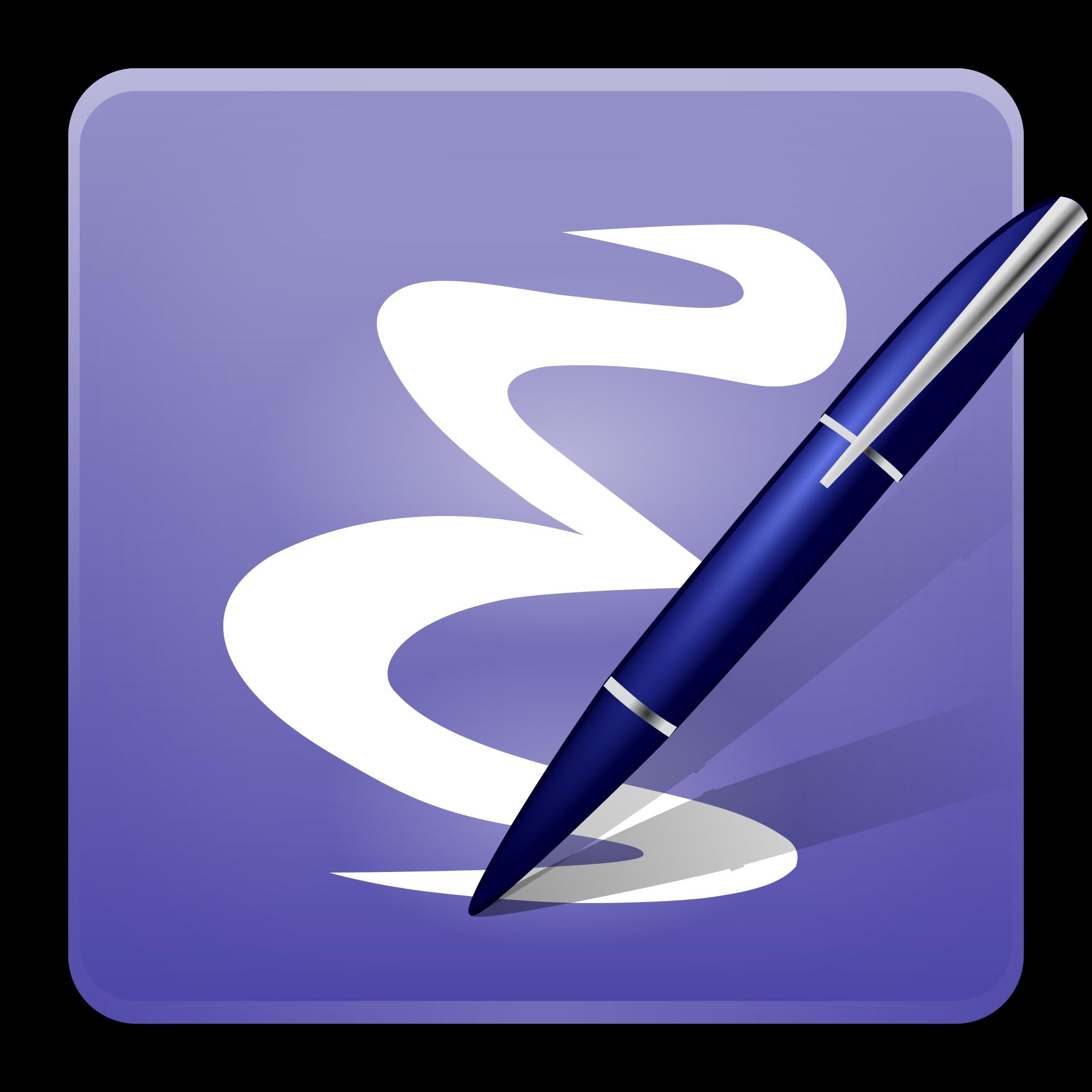 Clipart pen personal statement. File emacs faenza svg