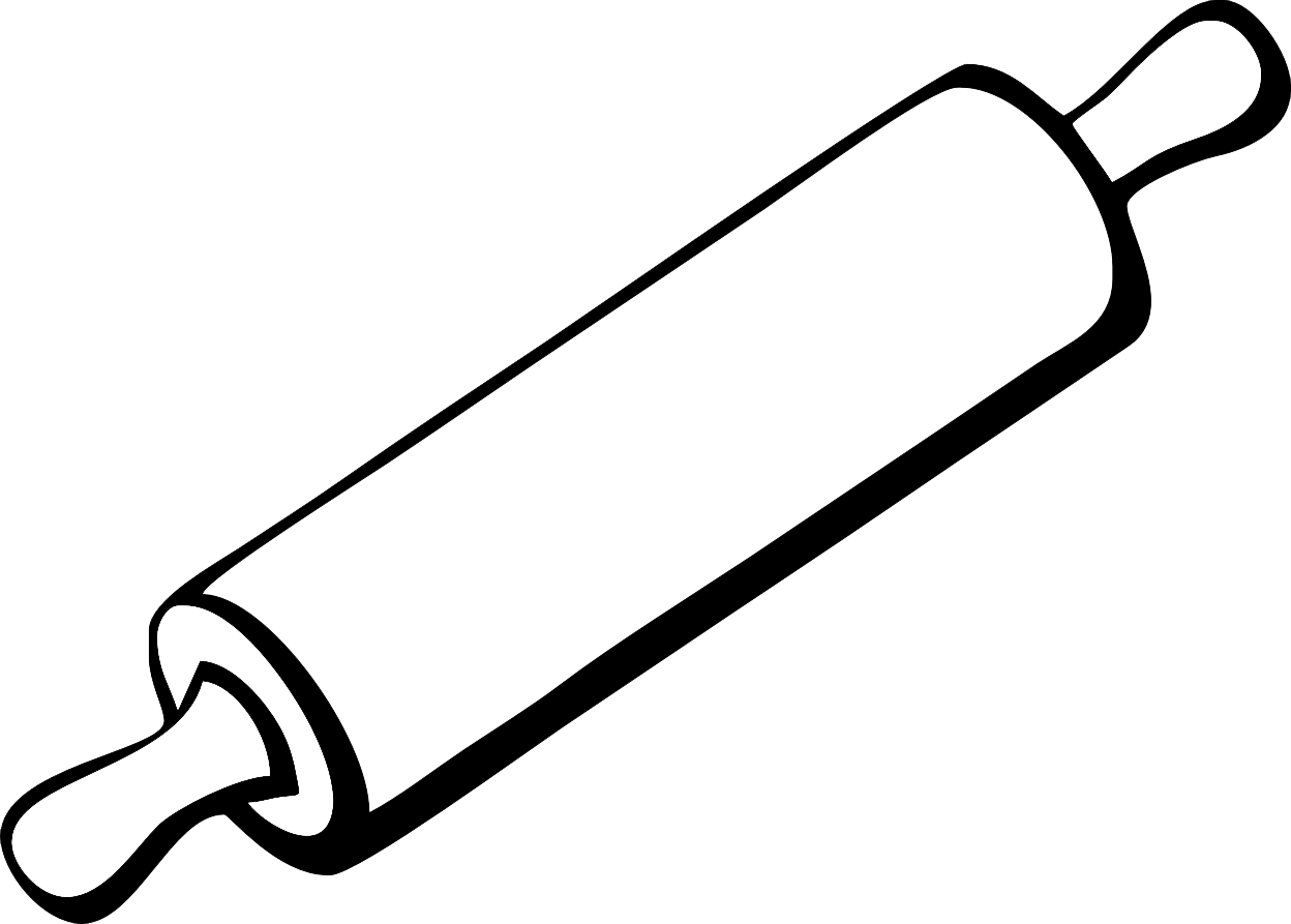Pin clipart sketch.  collection of rolling