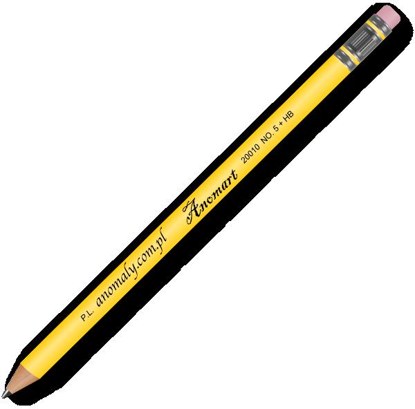 Eraser clipart pencil tip. Free cartoon download clip