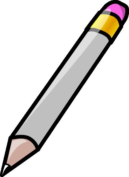 Clipart pencil. Clip art at clker