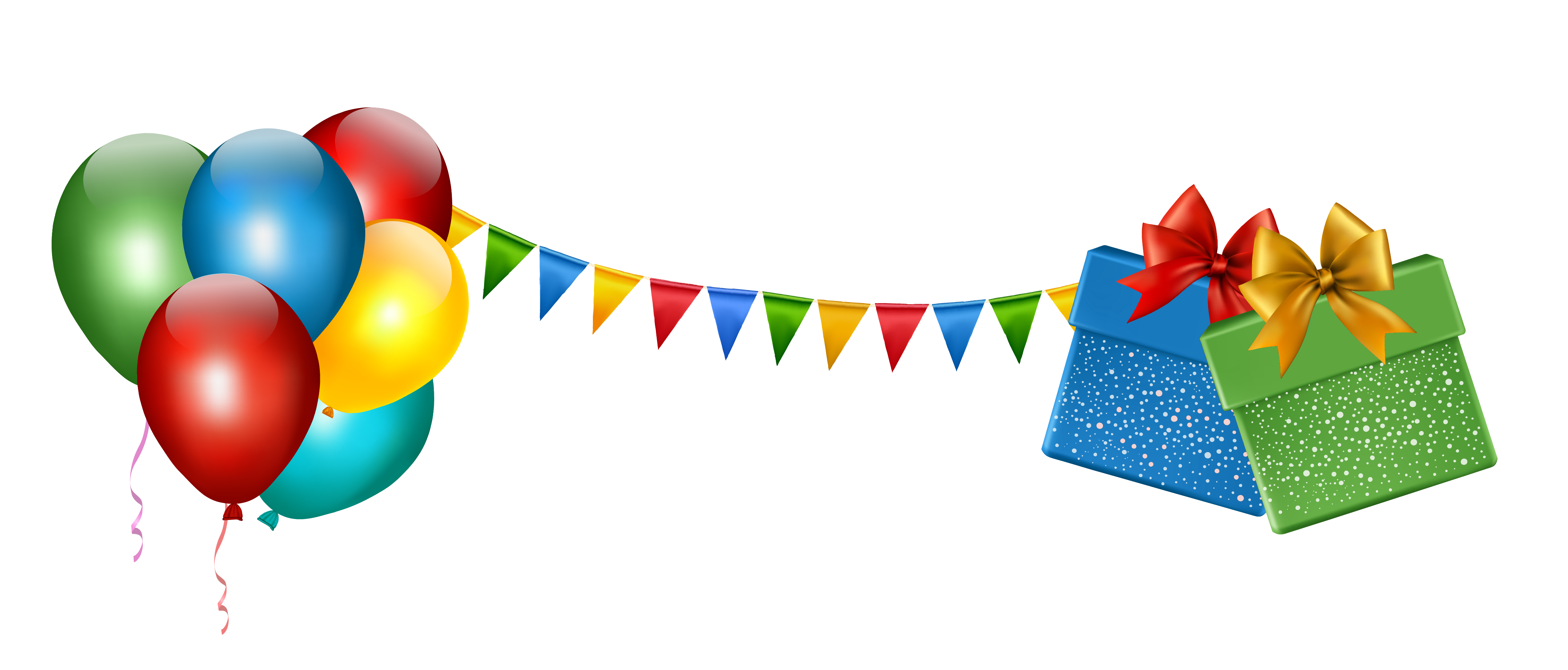 Party clipart party banner. Free balloon cliparts download