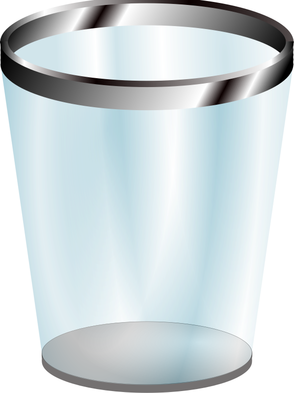 Garbage download png free. Pencil clipart bin