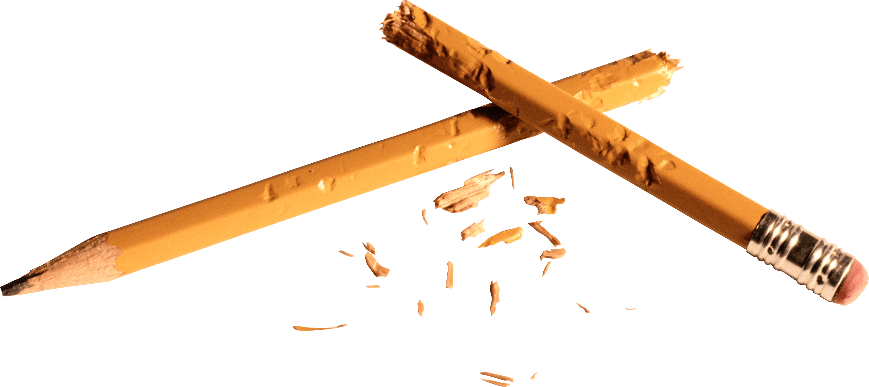 Pencil clipart break. Broken clip art net