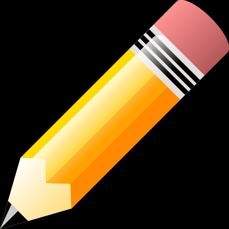 Medium image png . Pencil clipart cartoon
