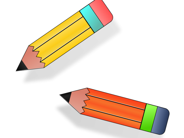 Pencil clipart cartoon. X carwad net