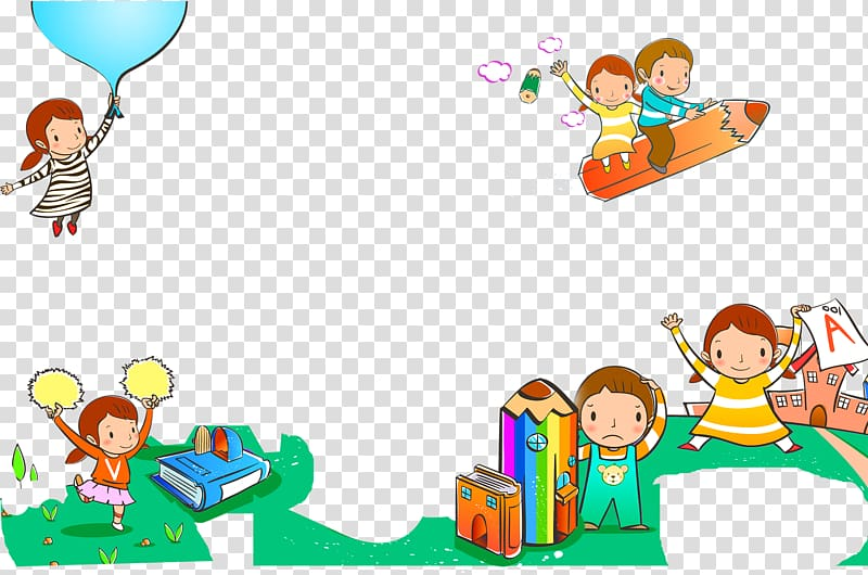 Clipart pencil children's. Drawing cartoon children book