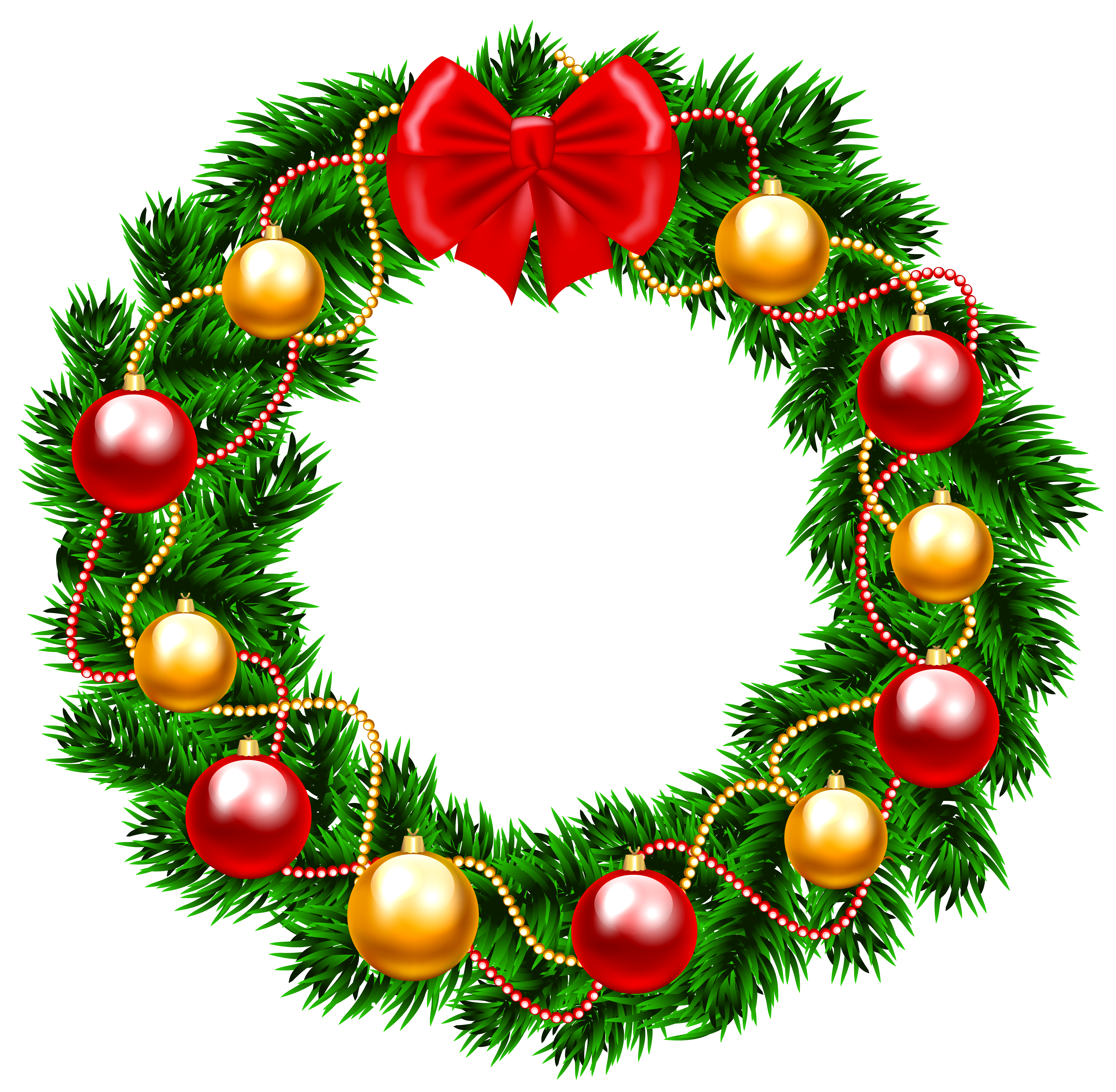 Craft clipart holiday craft. Holley christmas wreath pencil