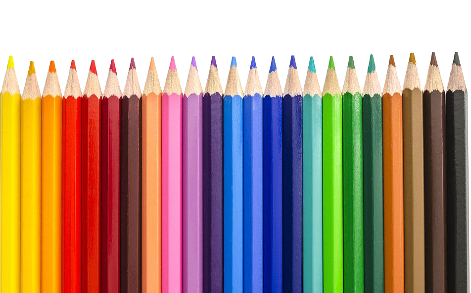Clipart pencil colored pencil. Color transparent png mart