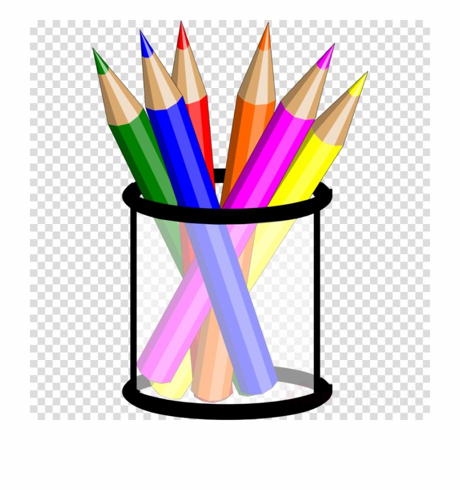 Clip art colored pencils. Pencil clipart colouring pencil