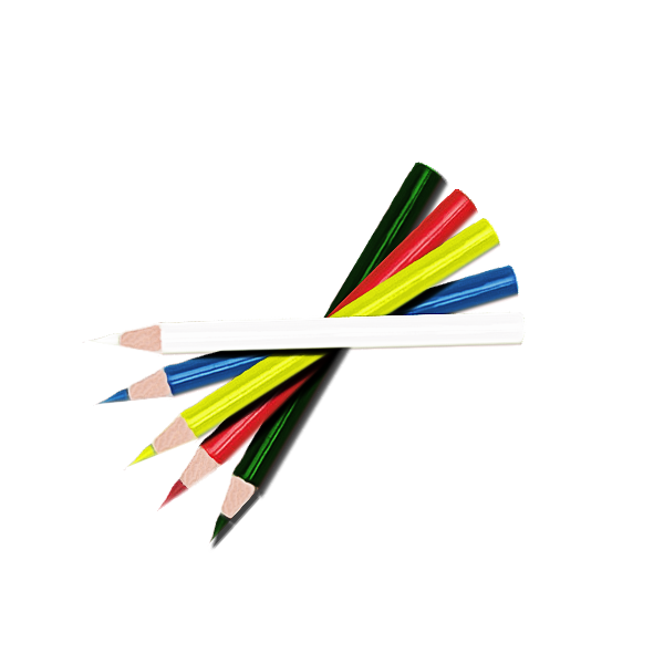 pencil clipart colour