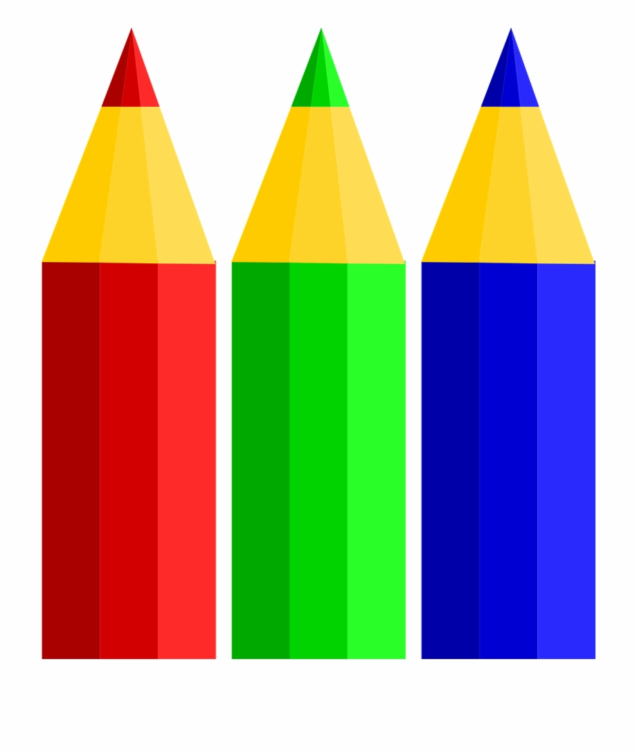 Clipart pencil colouring pencil. Colored pencils coloured png