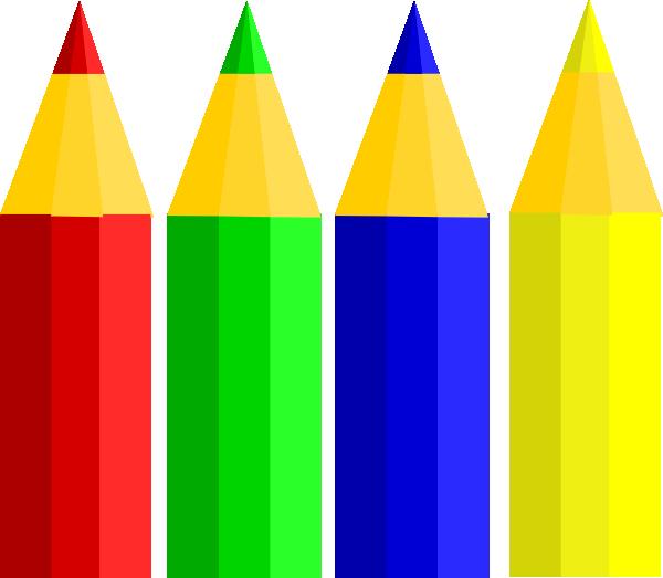 pencils clip art. Crayons clipart 2 crayon
