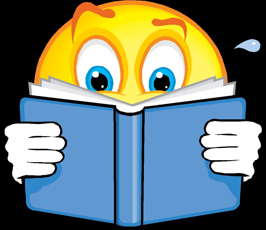Emoji clipart book. Bobook face